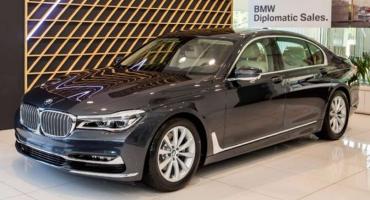 BMW 730Li – Brand new-Model 2020