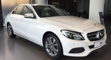 Mercedes Benz C 200 – Brand new-Model 2020