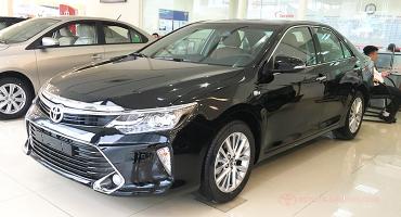 Toyota Camry  2.5 G –Brand new - Model  2020