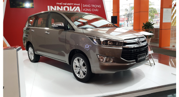 Toyota Innova V 2.0 – Brand new - Model  2020