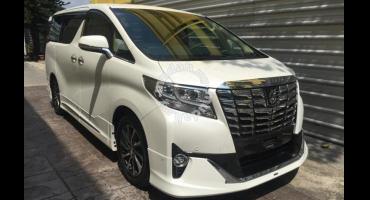 Toyota Alphard  3.5 -Brand new -Model  2020