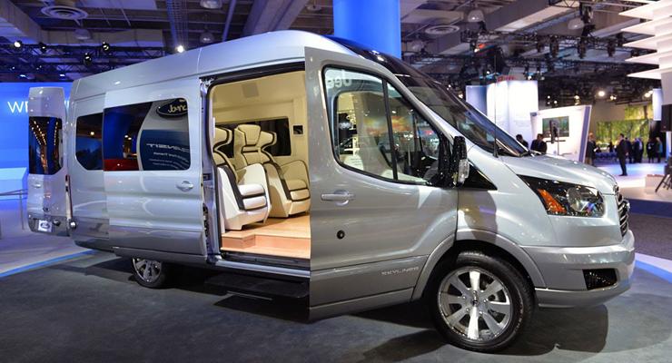 Ford Transit – Mới 100% - Năm  2019