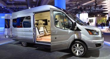 Ford Transit – Mới 100% - Năm  2020
