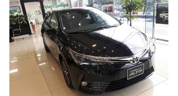 Toyota Altis 2.0 – Mới 100% - Năm  2021