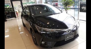 Toyota Altis 2.0 – Mới 100% - Năm  2020
