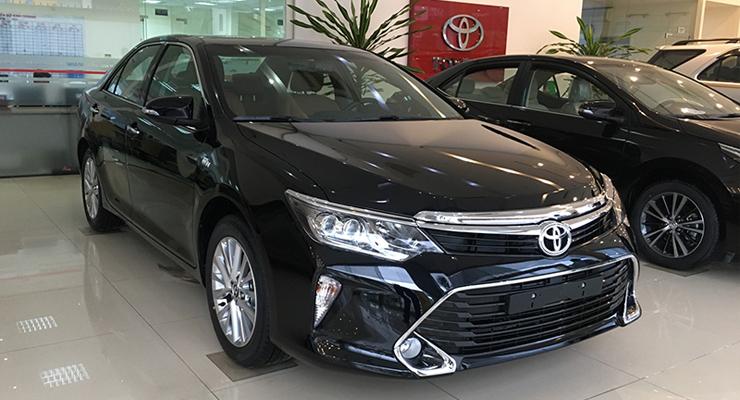 Toyota Camry  2.5 Q – Mới 100% - Năm 2019