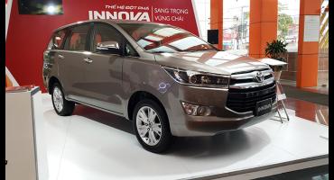 Toyota Innova V 2.0 – Mới 100% - Năm  2020