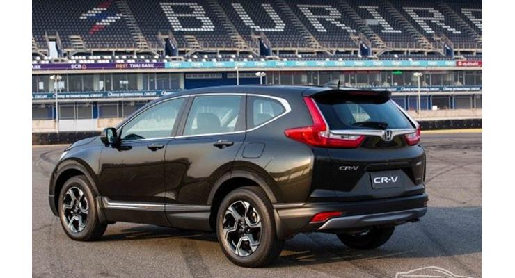 Honda CRV – Mới 100% - Năm  2020