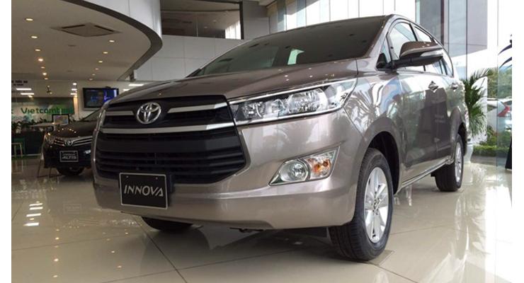 Toyota Innova E 2.0 – Mới 100% - Năm  2020