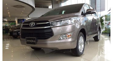 Toyota Innova E 2.0 – Mới 100% - Năm  2019